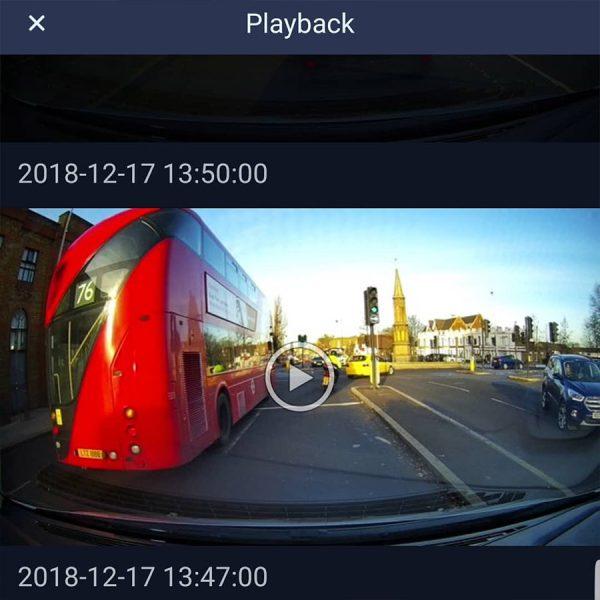 HikVision Dash Cam 5