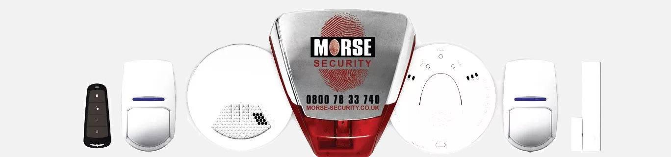 Morse Security Alarms Essex