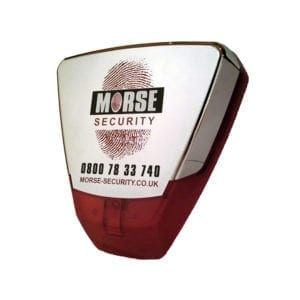 Morse Security Dummy Alarm Box 01