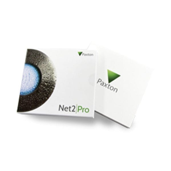 Paxton Net 2 Software