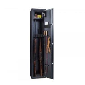 S5 E Gun Safe Open