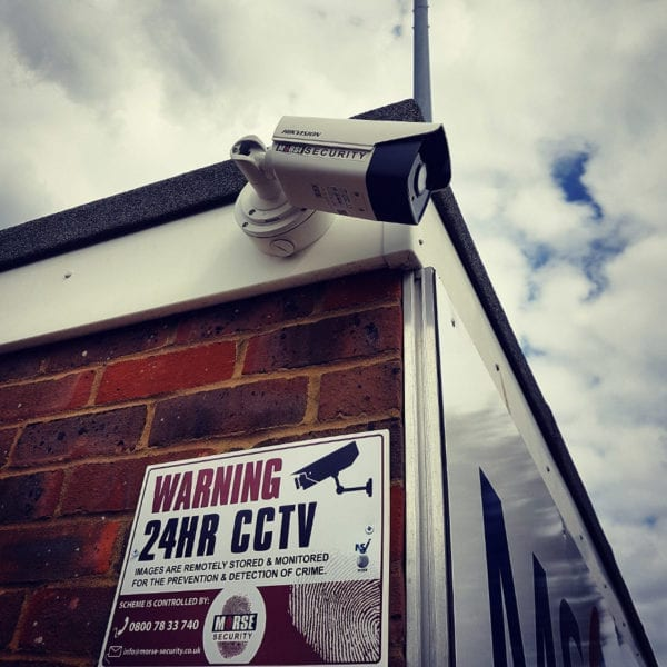 CCTV Signs - Poly A4 - 2