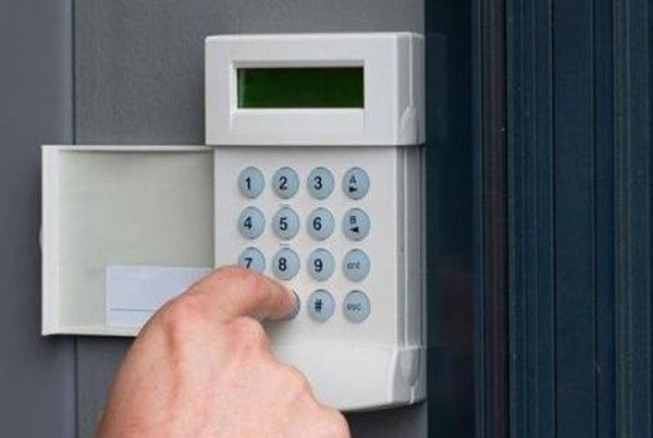 Commercial Intruder Alarm