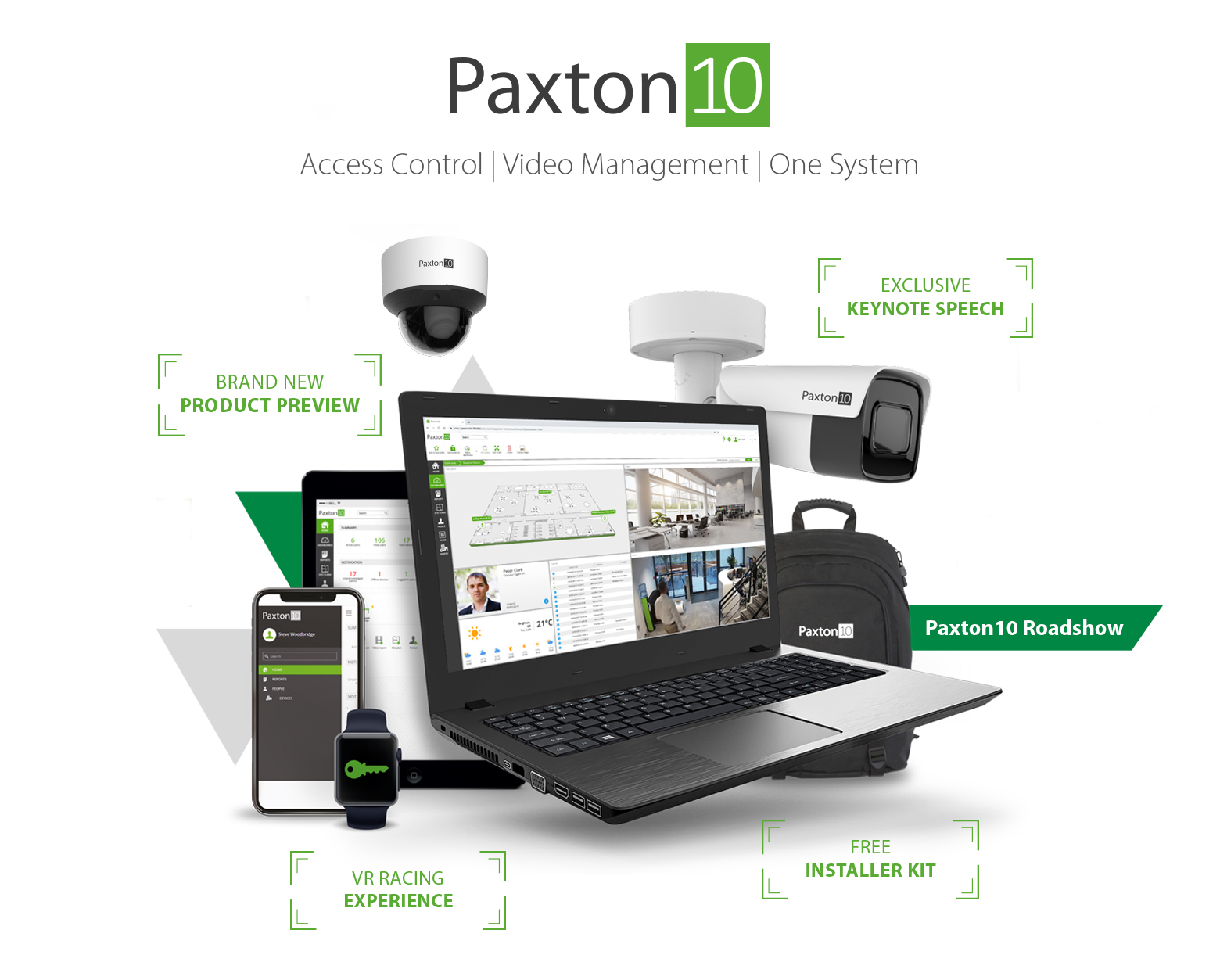 Smart Control Systems