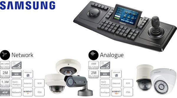Samsung CCTV System
