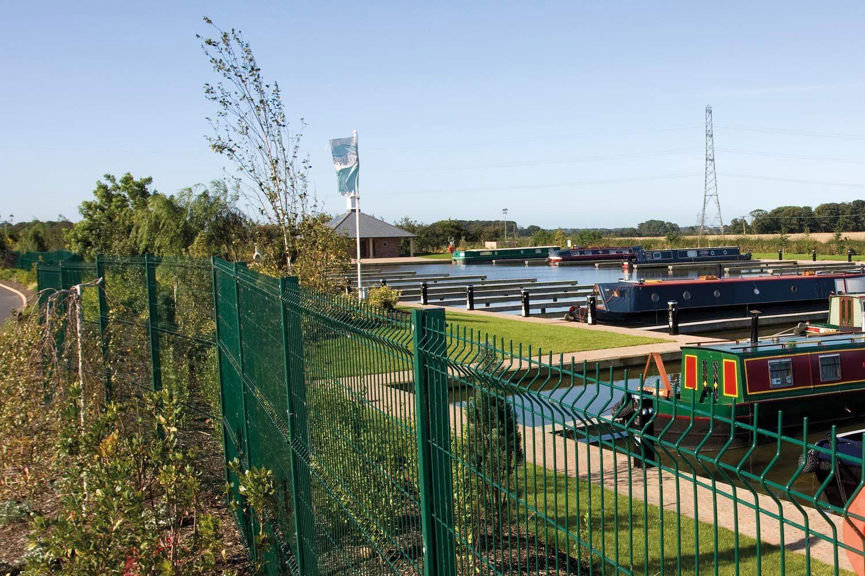 Perimeter Fencing Essex